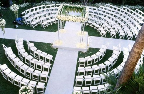 Outdoor Ceremony Seating Trends Reinvent Your Ceremony