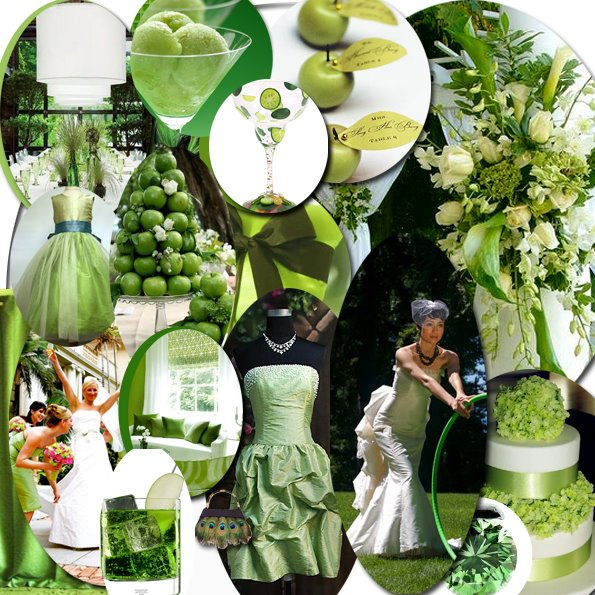 Green Wedding Ideas: Absolutely Fabulous Weddings